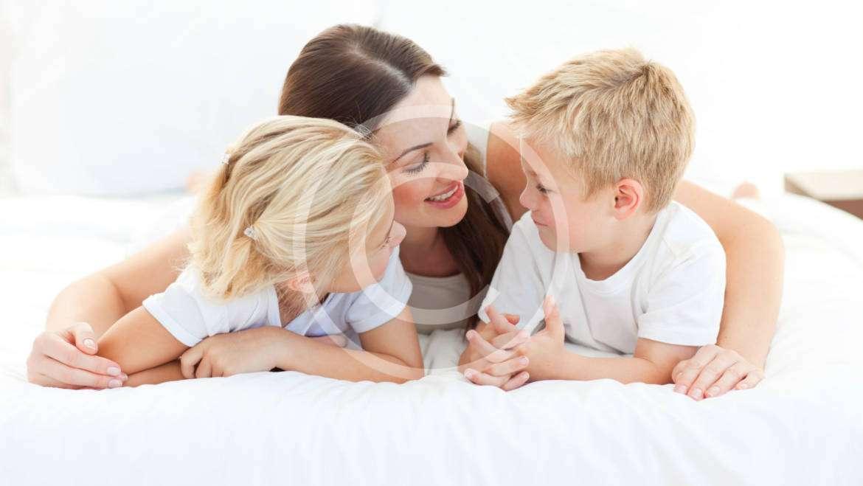 Every mom's dream!
